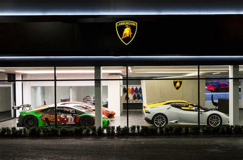 2018 Lamborghini Urus Suv Launch Triggers New Corporate