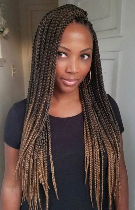 box braid colors 60 totally chic and colorful box braids hairstyles to wear