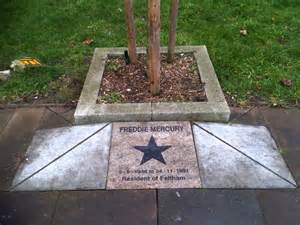 Freddie Mercury Death Bed by Feltham Society X
