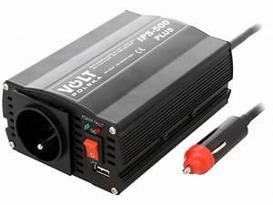 12v    24v Dc To 230v Ac Inverter - 350w