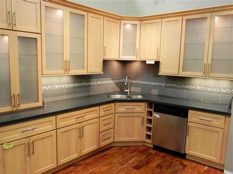 beautiful kitchens with maple cabinets green kitchen