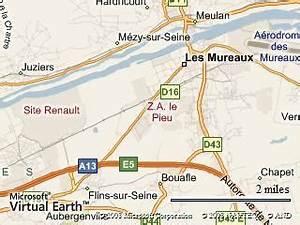 Renault Les Mureaux : un circuit de circuit f1 entre les mureaux et flins paperblog ~ Gottalentnigeria.com Avis de Voitures