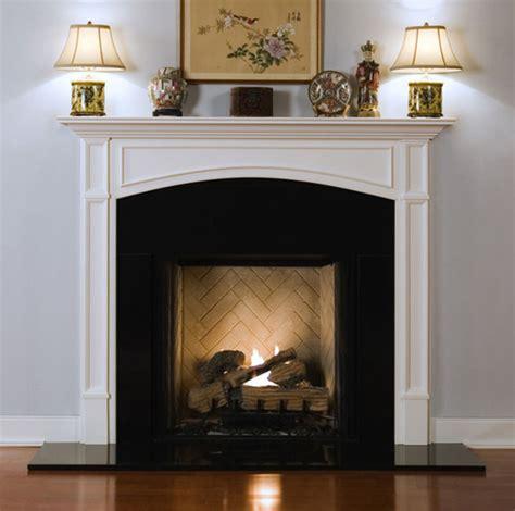 Fireplace Mantel Legs - wood fireplace mantels camden american collection