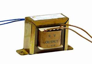 Monthly Electric Bill Saving System: Step down transformers