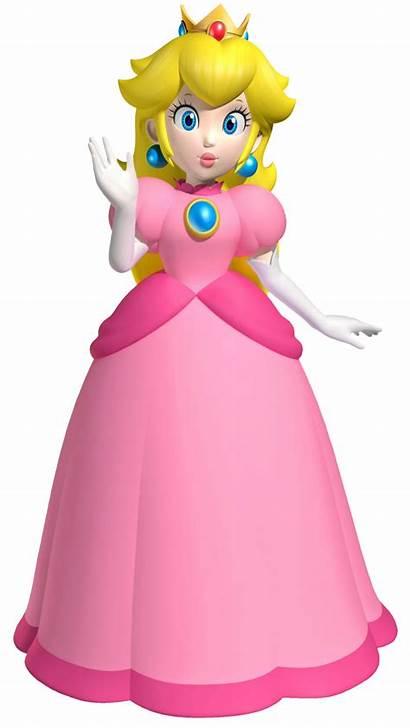 Peach Princess Clipart Transparent Smiling Result