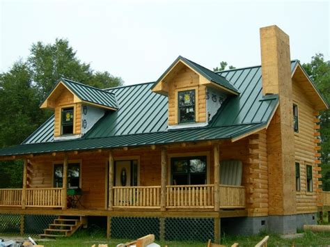 green metal roof house paint colors i like