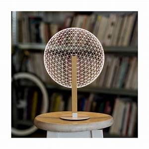 3d Led Lamp Design Bulbing Collection Lampe Led Illusion 3d Bloom