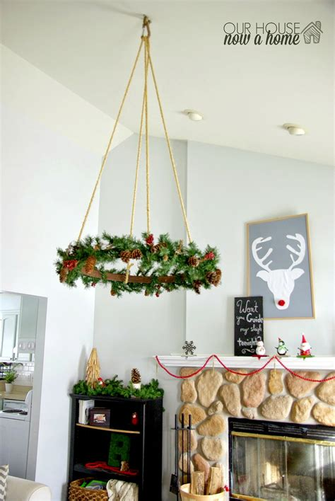 my favorite project from last year a christmas hanging