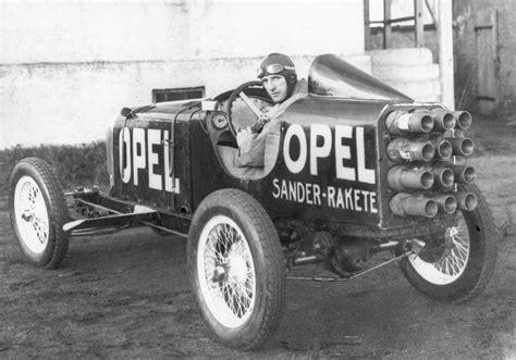 Opel Raketenauto by The Launch Opel Post