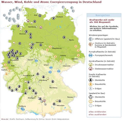 landkartenblog deutschlands energieversorgung als landkarte