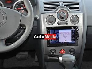 Autoradio Megane 2 : autoradio gps usb bluetooth tactile renault megane 2 ~ Melissatoandfro.com Idées de Décoration