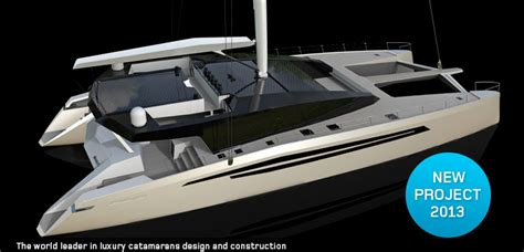 Catamaran Ultimate by The Newest Sunreef 90 Ultimate Superyacht By Sunreef
