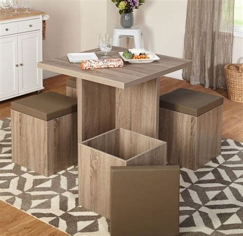 Kitchen Chairs Breakfast Bar by 5pc Dining Table Set Dinette Chairs Modern Kitchen