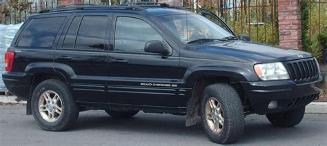 99 Jeep Grand by 2004 Jeep Grand Limited 4dr Suv 4 0l Auto