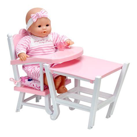 chaise haute jouet club chaise haute pour poupon corolle corolle king jouet accessoires de poup 233 es corolle poup 233 es