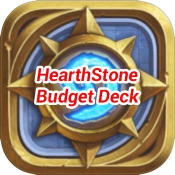 Hearthstonebudgetdeckpng