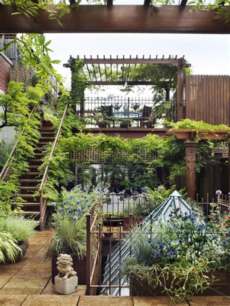 rooftop gardens awesome rooftop gardens in duplex penthouse loft home design and interior
