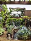 Awesome Rooftop Gardens In Duplex Penthouse Loft | Home rooftop terrace garden
