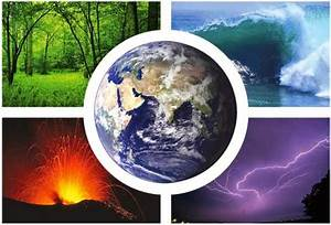 Ciencias Naturales  The Earth U0026 39 S Features