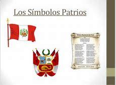 Los símbolos patrios