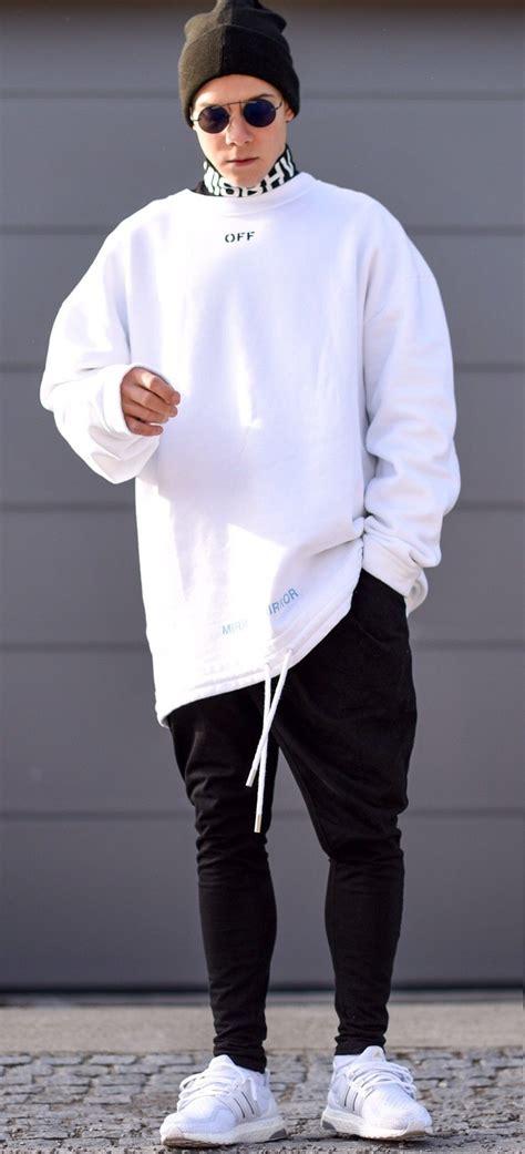 Pin Darry Thomas Men Outfits Sweater Fashion