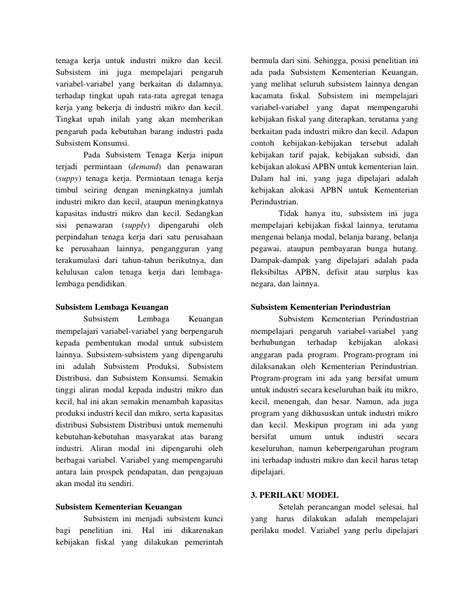 [Jurnal] analisis pengaruh kebijakan fiskal pemerintah