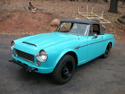 Datsun 1600 Roadster Parts by Datsun Sports Datsun Roadsters Parts Restoration