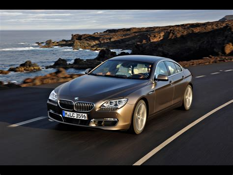 Bmw 6 Series Gt Wallpapers by Bmw 6 Series Gran Coupe Front Speed Wallpapers Bmw 6
