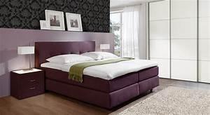 Schlafzimmer Set Mit Boxspringbett : weiss lack wohnwand ~ Lateststills.com Haus und Dekorationen
