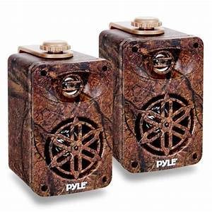 Pyle - Plmr24dk - Home And Office - Home Speakers