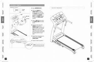 Horizon 24616 Rst5 6 User Manual Treadmill Manuals And