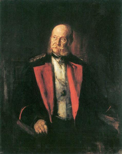 Len Kaiser München by Franz Seraph Lenbach
