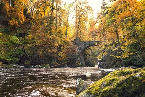 Brightwater Holidays | Autumn Tins of Perthshire Tour