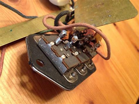 Fender Jaguar Wiring Harnes by 1964 Fender Jaguar And Complete Wiring Harness