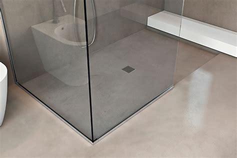 piatto doccia in opera piatto doccia filopavimento da rivestire basic shower