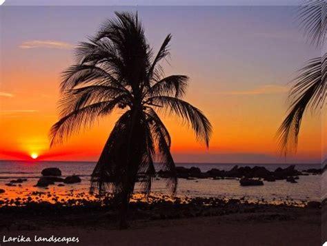caribbean sea sunset sunset prints  erykah shop