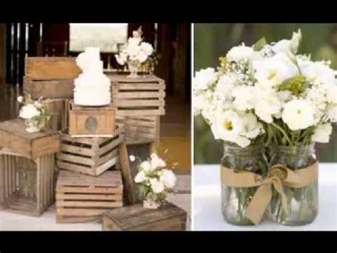 Vintage wedding decoration ideas YouTube