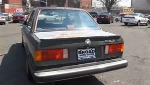 1987 Bmw E30 325is Sport