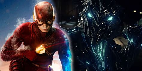 Is The Flash's Savitar Actually Barry Allen From The Future?