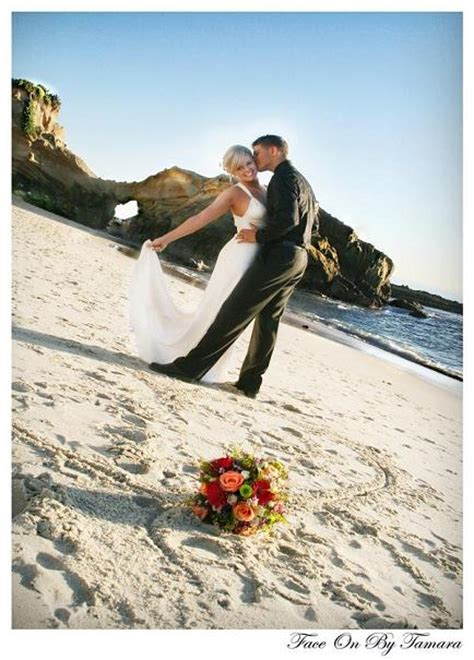 southern california beach weddings elopement wedding