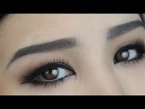Perfekte Augenbrauen Schminken Augenbrauen Routine