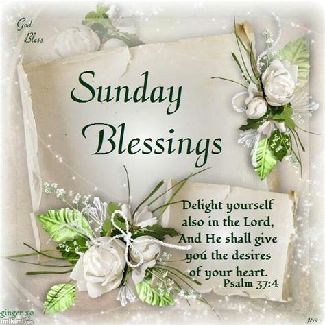 Sunday Blessings Images Sunday Blessings Pictures Photos And Images For
