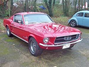 124 Ford Mustang Fastback (1st Gen, 1st Facelift) (1967)   Flickr