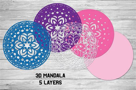 Lots of free coloring pages and original craft projects, crochet and knitting patterns. Multi Layered Svgs Free - Layered SVG Cut File - Creative ...