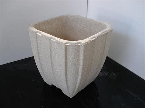 vasi in graniglia vaso fioriere quadrato in cemento torino 40x40 h41 cm