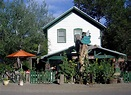 Madrid, New Mexico Shops & Restaurants on the Turquoise Trail