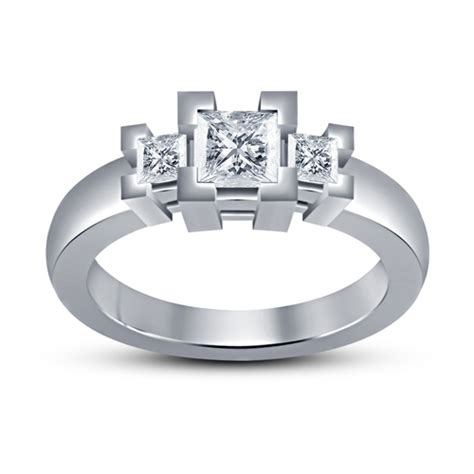 3d printed exclusive wedding ring design 3d cad in stl format by vr3d pinshape
