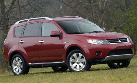 nissan outlander 2008 car and driver