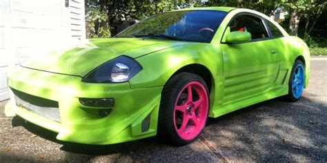 Souped Up Mitsubishi Eclipse by Kainoapang 2003 Mitsubishi Eclipsers Coupe 2d Specs