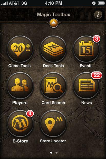 best mtg deck builder app ios magic the gathering toolbox daily mtg magic the